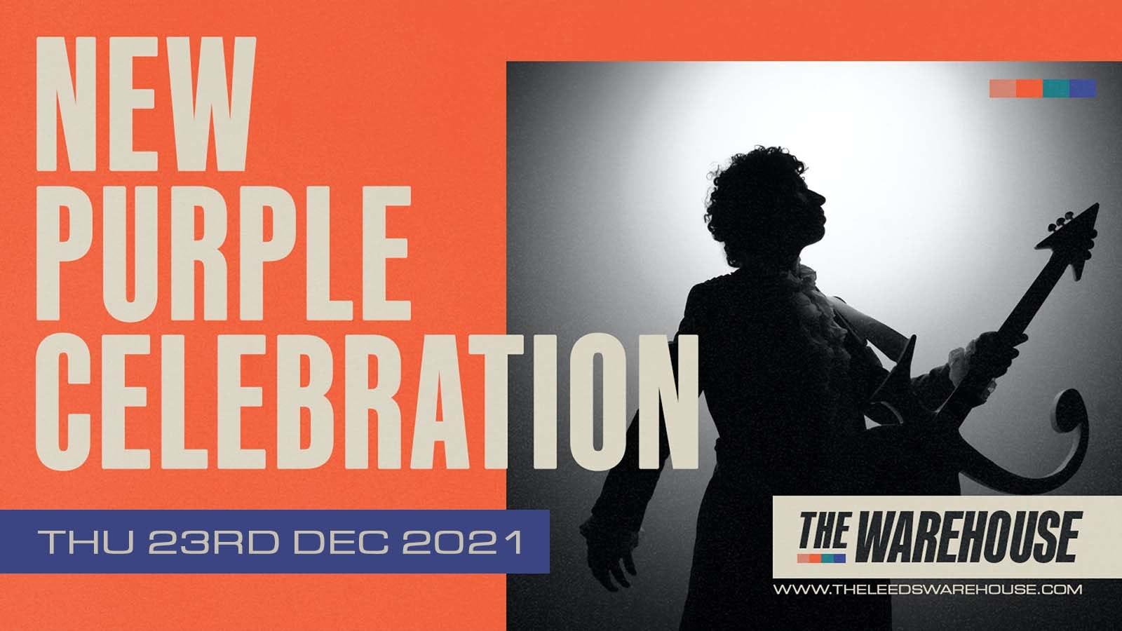 New Purple Celebration – Live