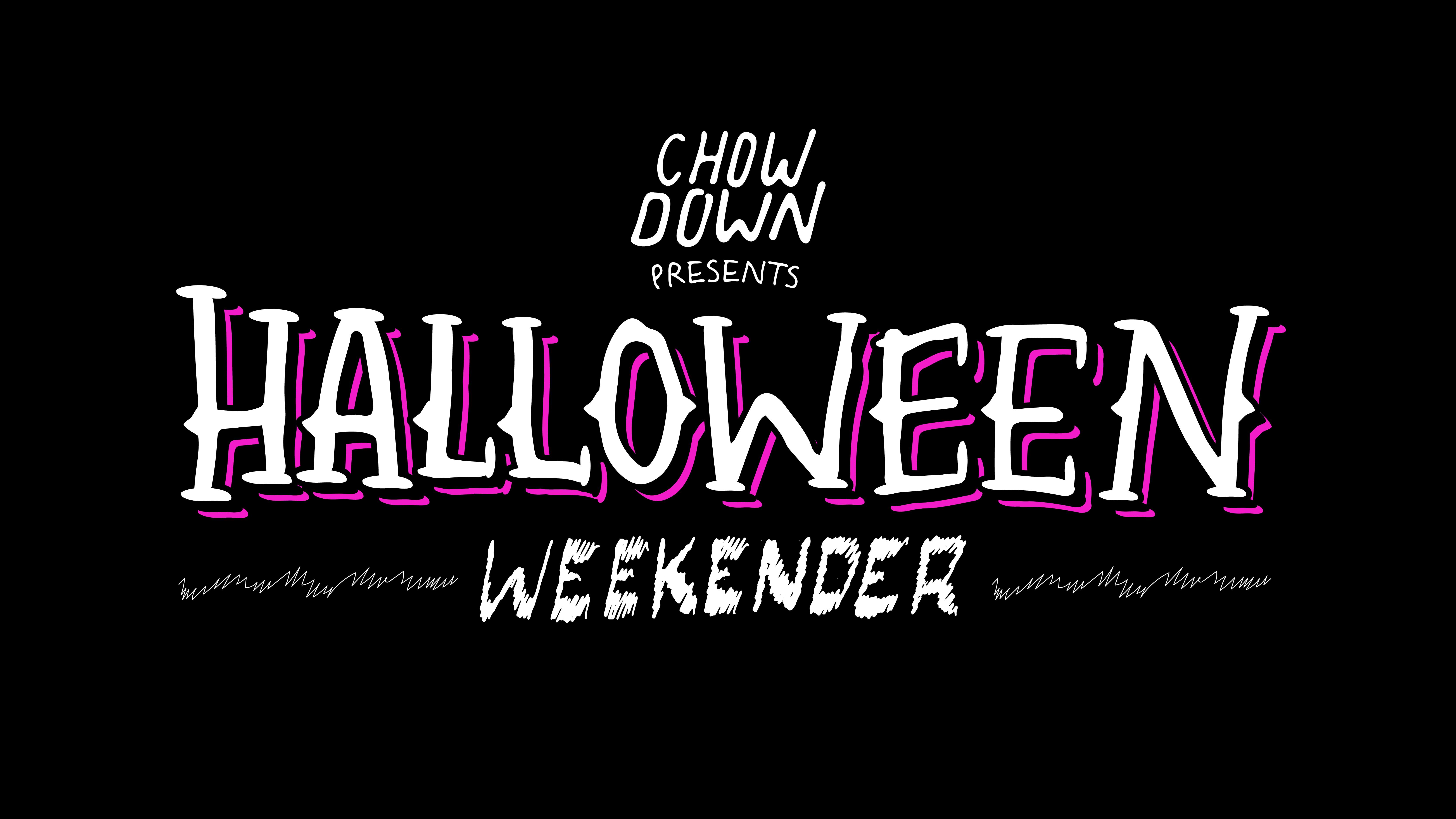 Chow Down Halloween: Sunday 31st October – Forrest Road Soundsystem (DJ Set)