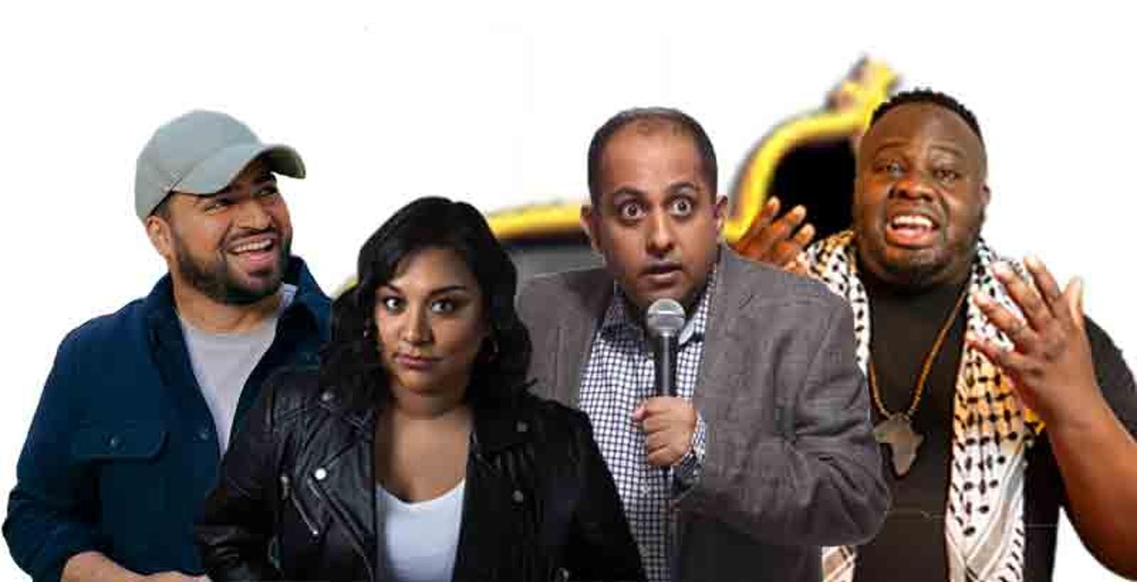 Desi Central Comedy Show – Edinburgh